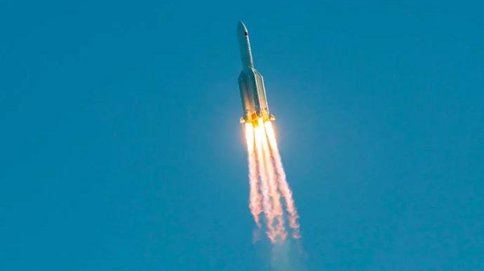 Україна за 3-4 роки планує запускати космічні ракети