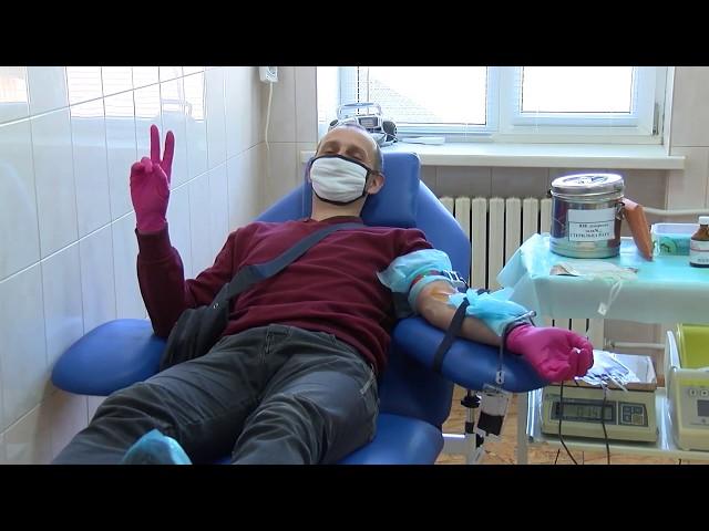 Військовослужбовці Чернівецького обласного та міського комісаріатів долучились до здачі крові