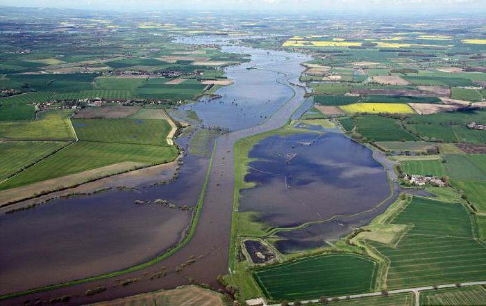 Основна причина паводків – забудова заплав