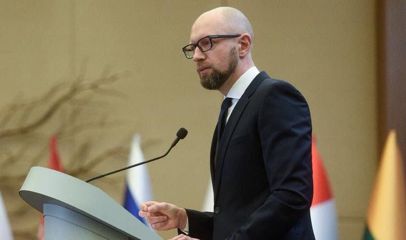 Ніяких пактів Зеленського-Путіна ми підписувати не будемо – Яценюк