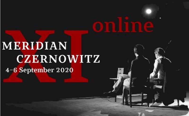 Поетичний фестиваль Meridian Czernowitz пройде онлайн з 4 по 6 вересня