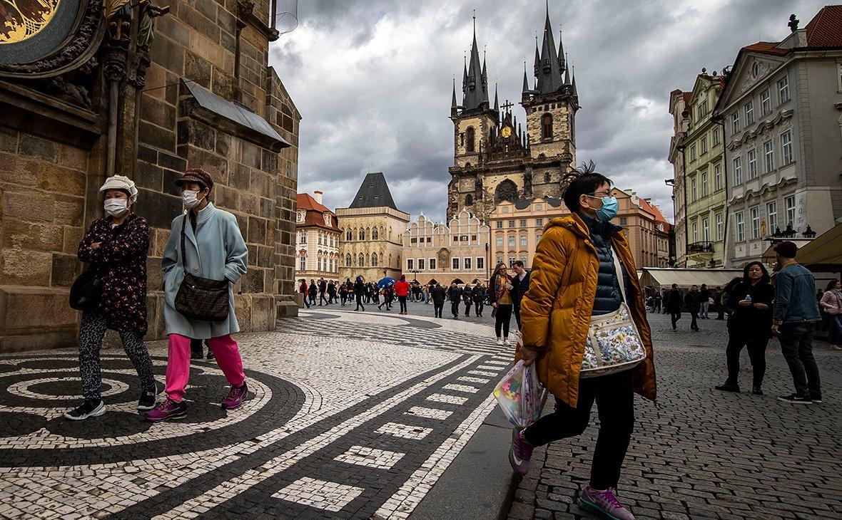 У Чехії – найбільша смертність від COVID-19 у Євросоюзі