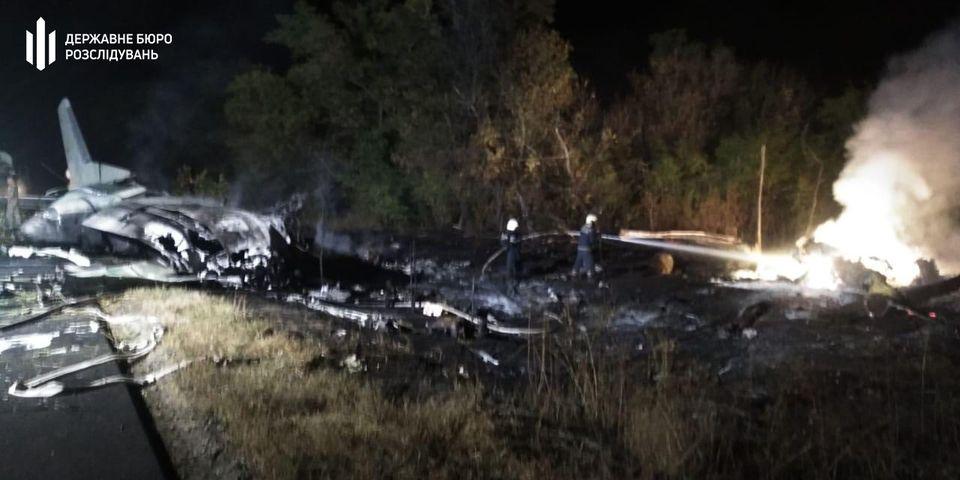 Авіакатастрофа на Харківщині: ідентифікація тіл загиблих триватиме до трьох тижнів