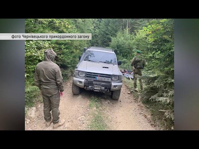 Контрабандного тютюну на майже 1,5 мільйону гривень вилучили прикордонники на Буковині