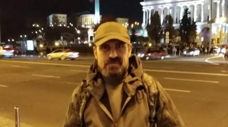 Учасник ООС вчинив самопідпал через незгоду з діями влади