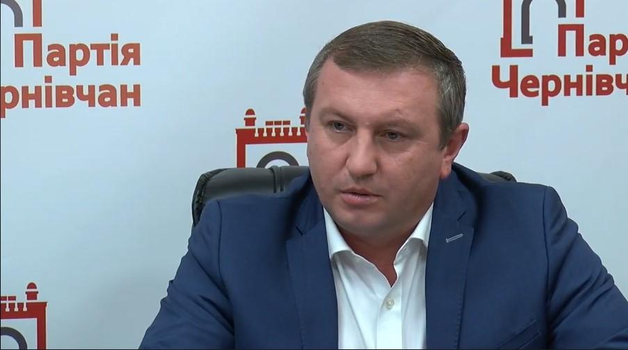 Іван Рибак вважає недостатньою увагу влади до Буковини
