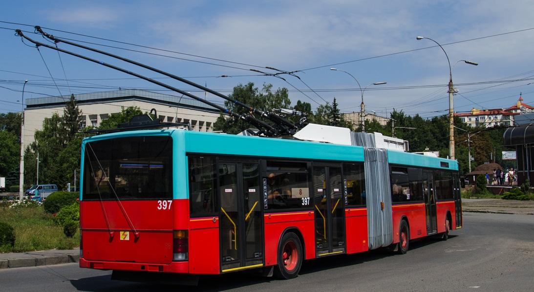 Сьогодні о 20:00, у зв'язку з ремонтом вул. Героїв Майдану кілька тролейбусних маршрутів змінять рух