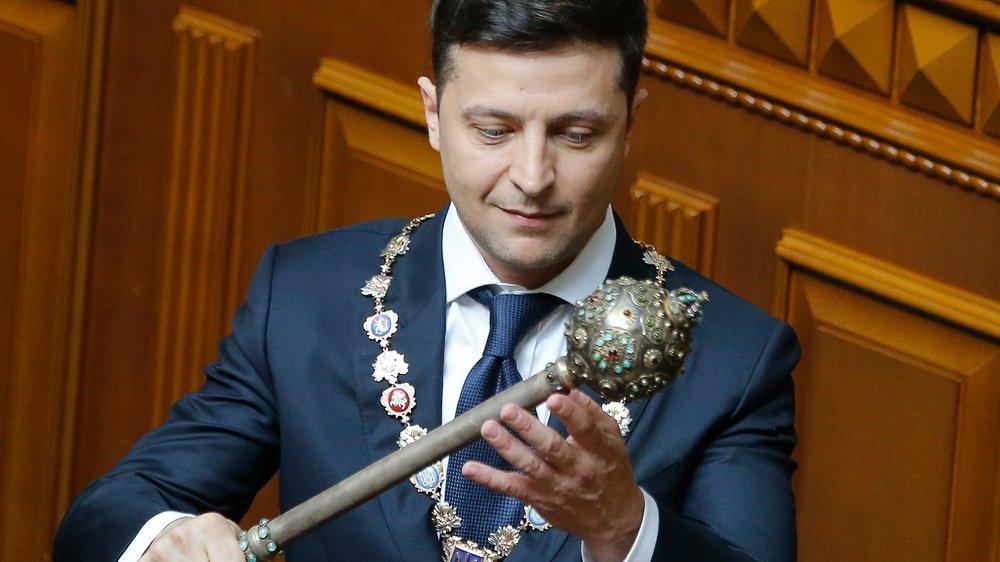 В Офісі президента допустили, що Зеленський може піти на другий термін