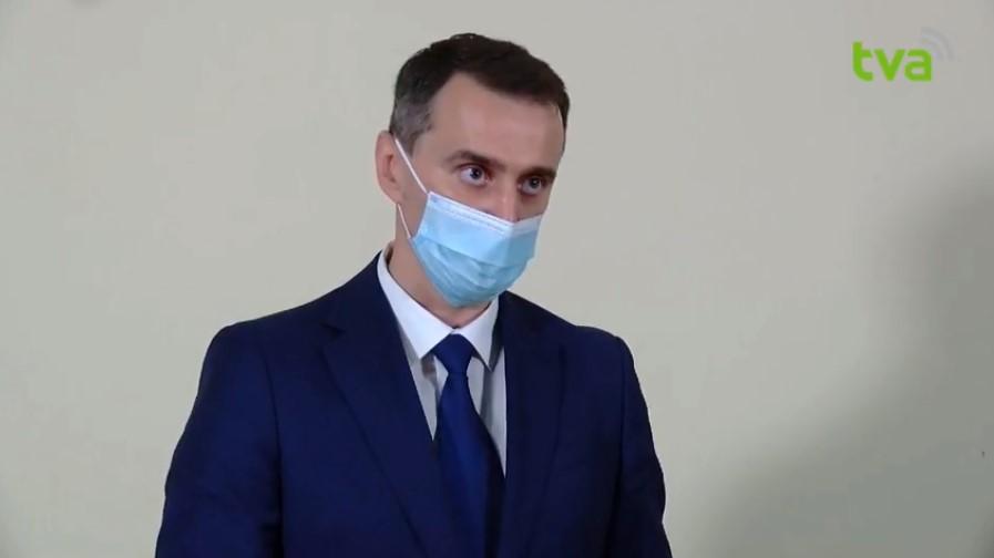 Масова вакцинація українців розпочнеться у травні – Ляшко