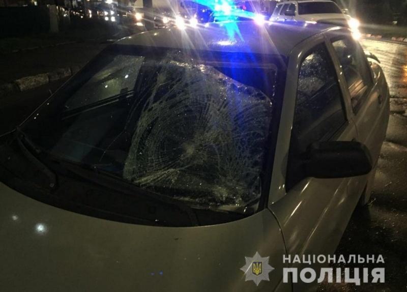 У Чернівцях трапилась ДТП: постраждала 16-рісна дівчина