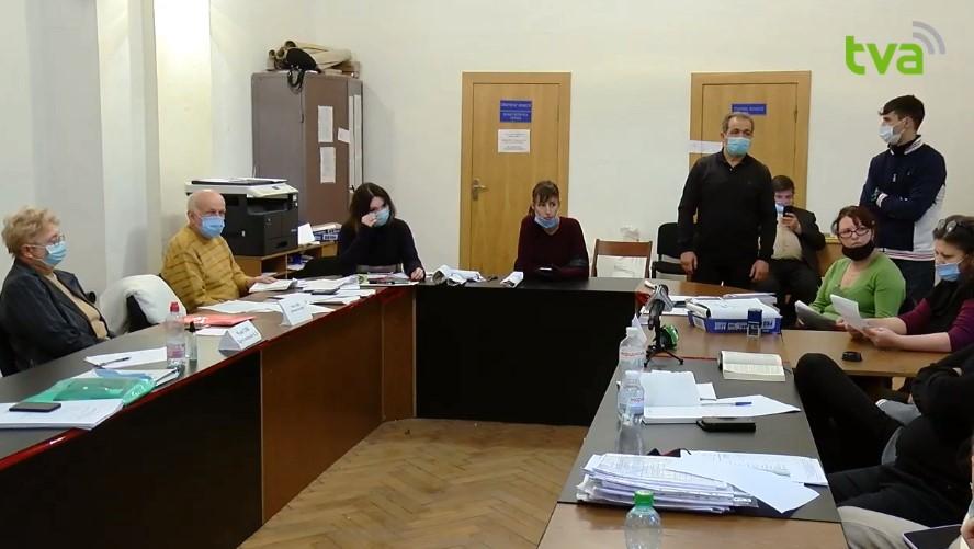 Чернівецька ТВК проголосувала за перерахунок голосів з близько 40 дільниць