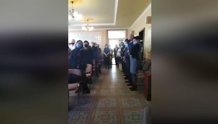 На Закарпатті новообрані депутати ОТГ після присяги заспівали гімн Угорщини (відео)
