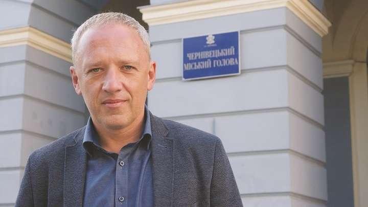 """Клічук заявив, що Чернівці не включені до """"Великого будівництва"""" через помсту ОП"""