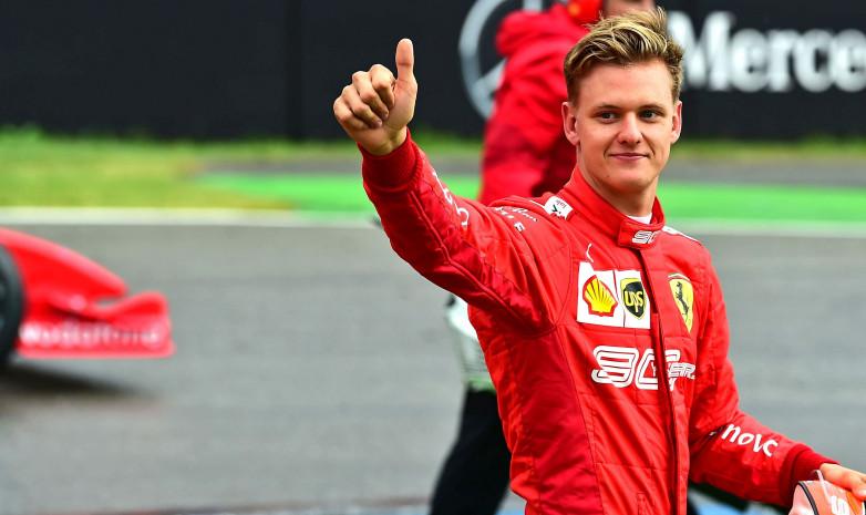 Син Міхаеля Шумахера підписав контракт з командою Формули-1