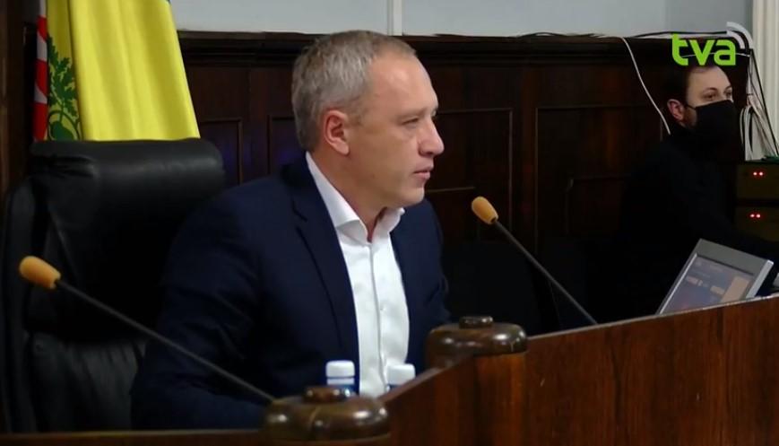 Клічук хоче ліквідувати у Чернівецькій міськраді три відділи