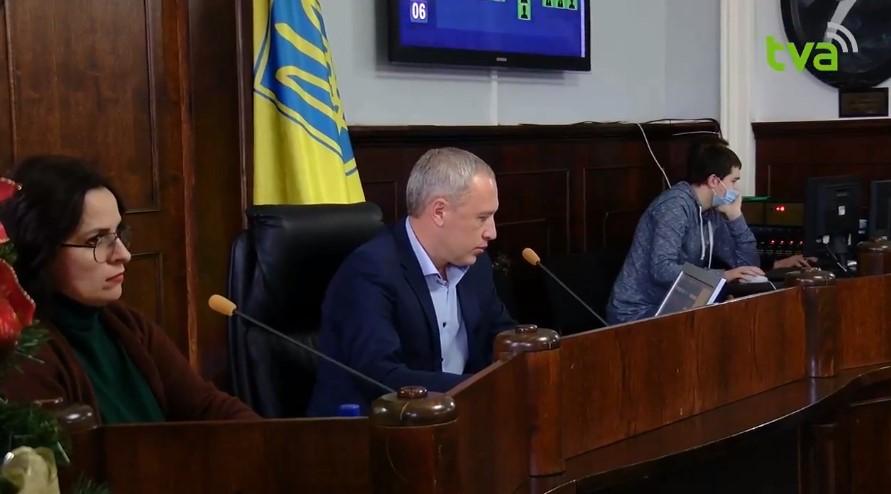 На сесії Чернівецької міськради Клічуку призначили четвертого заступника