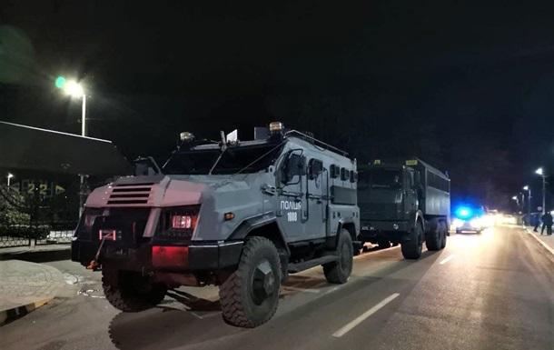 В Україні розпочалася спецоперація проти нелегальних копачів бурштину