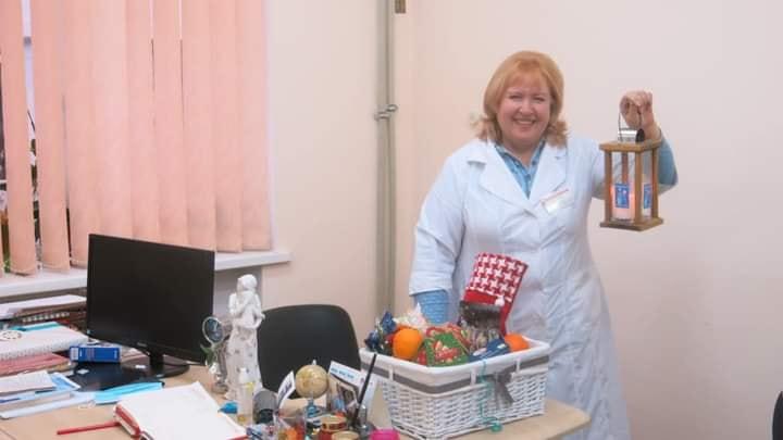 У Чернівцях померла Заслужений лікар України Ірина Регульська