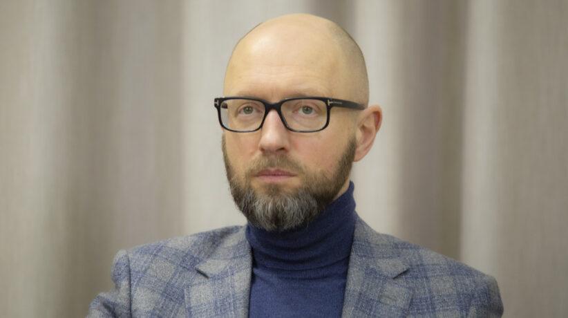 Арсеній Яценюк: Влада знову хоче посадити Україну в російську газову камеру