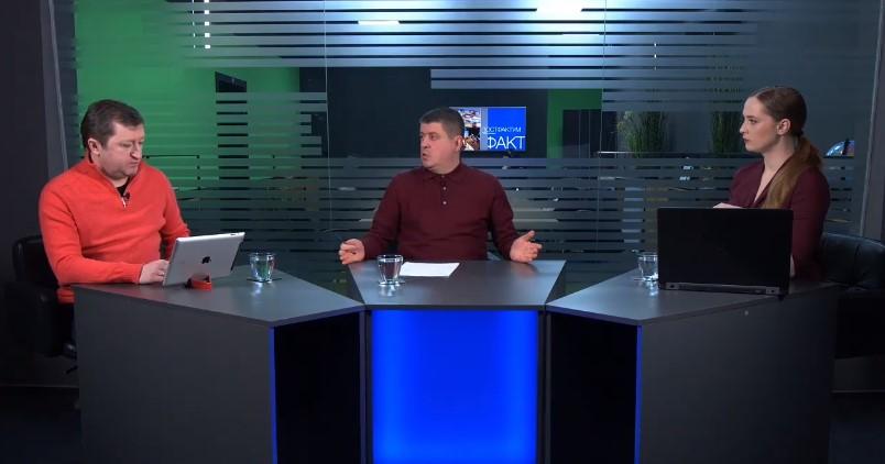 """Максим Бурбак: Намагання Продана і Михайлішина """"пролізти"""" у Чернівецьку ратушу – це помилка усіх партій, які там присутні"""