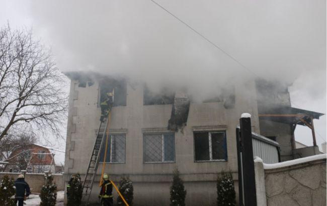 В Україні оголошено день жалоби через пожежу в Харкові