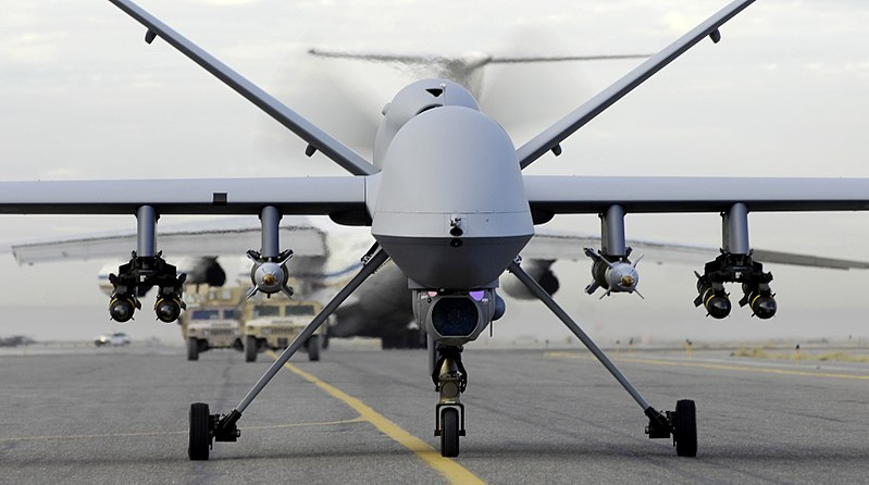 США розмістили на авіабазі у Румунії ударні безпілотники