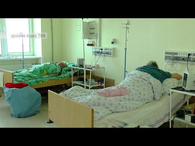 На Буковині зафіксували 169 випадків зараження коронавірусом: до лікарень госпіталізували 79 осіб