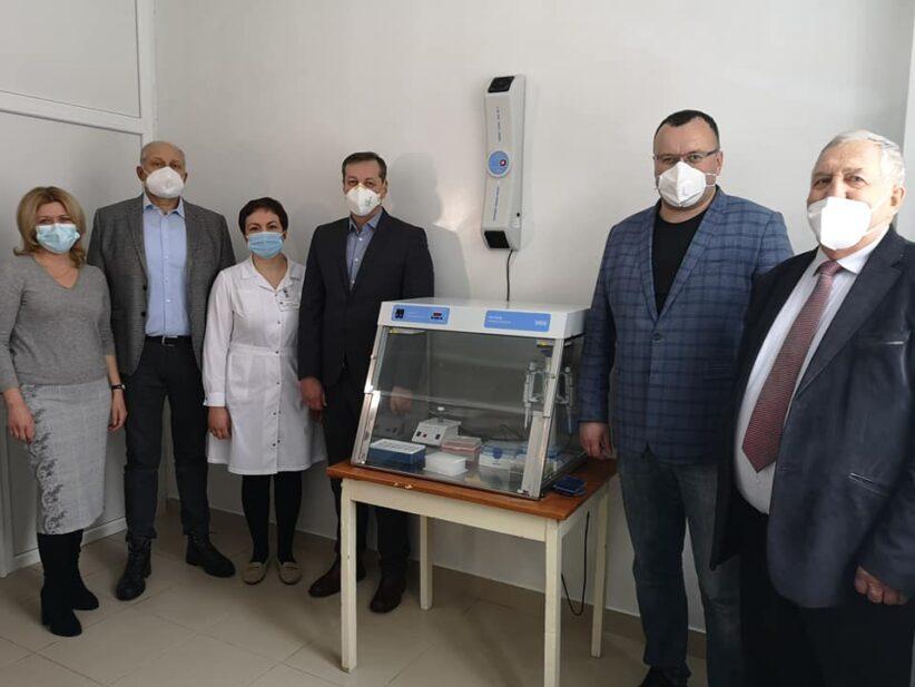У Чернівцях відкриють перший лабораторний центр