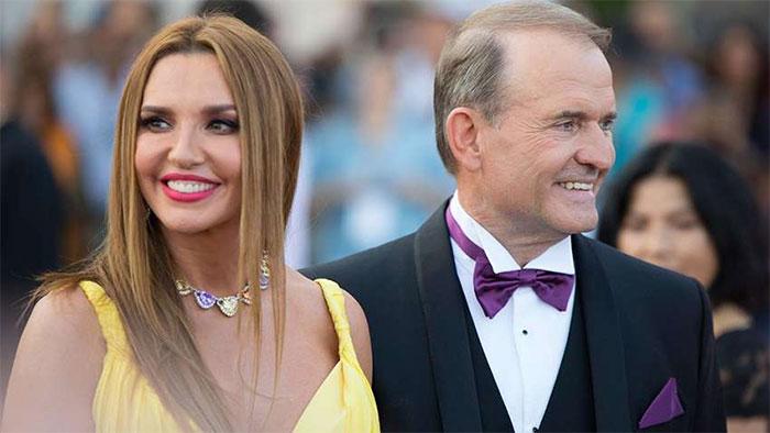 РНБО України запровадила санкції проти Медведчука і його дружини