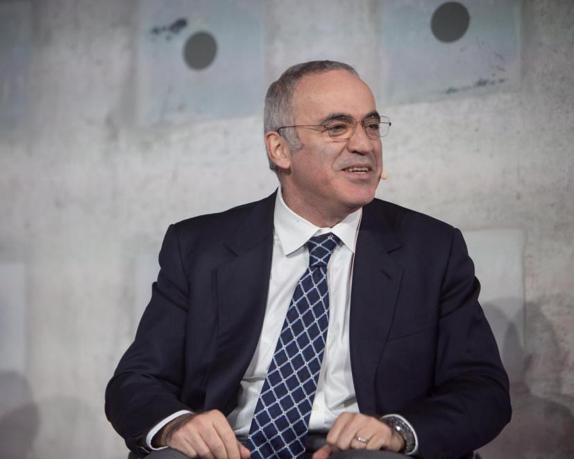 Ґаррі Каспаров: Протести в Росії не захлинулися