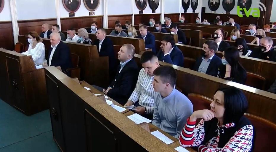 Чернівецькі міські обранці просять РНБО накласти санкції на ОПЗЖ, Папієва і партію Шарія