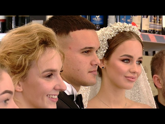 Представники весільного бізнесу об'єдналися та організували міжнародний флешмоб