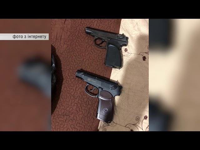 Збували наркотики і торгували зброєю. Правоохоронці припинили діяльність злочинної групи на Буковині