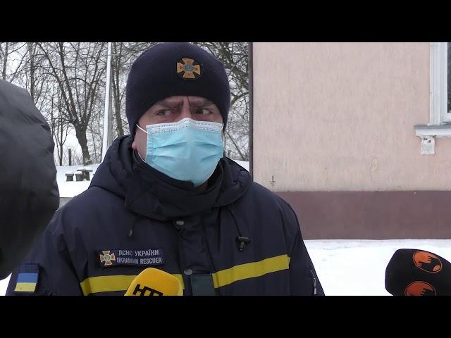 Буковинські рятувальники перевірили, чи безпечно в Чорторийському психоневрологічному будинку