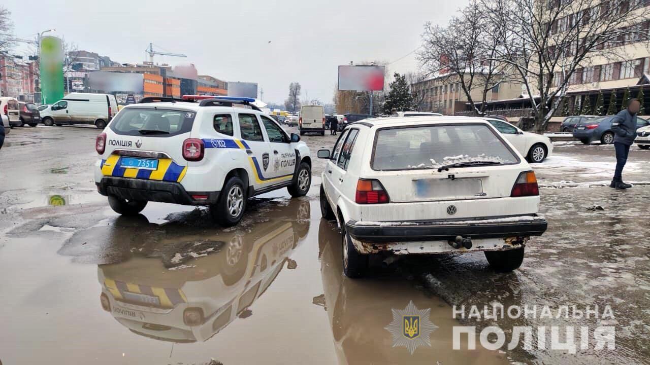 Поліціянти розповіли подробиці стрілянини у Чернівцях
