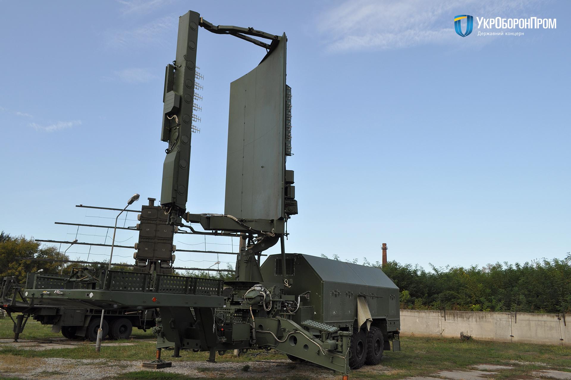 ЗСУ отримали радіолокаційну станцію, що може працювати майже за будь-якої погоди