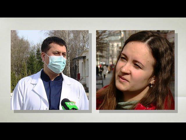Журналісти ТВА поспілкувалися з першим щепленим в області та з вакцинованою в Чехії буковинкою
