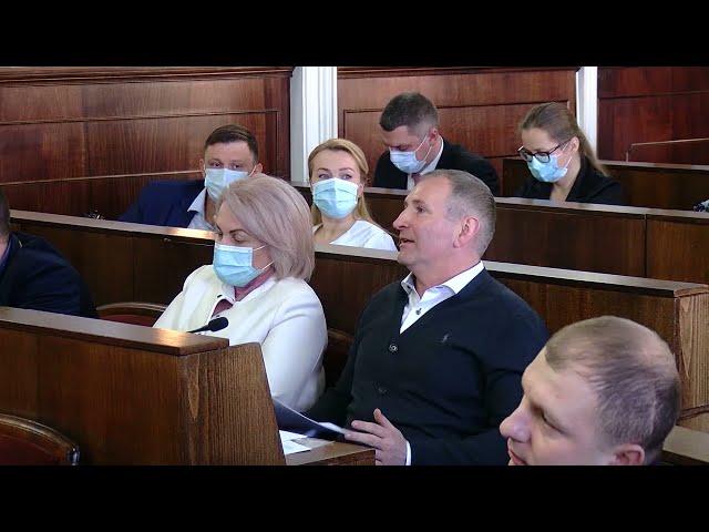 Депутати Чернівецької міської ради встигли ухвалити лише одне питання порядку денного
