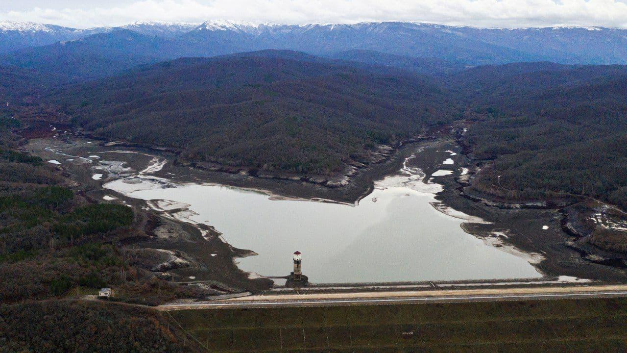 Окупанти розповіли про критичну ситуацію з водою в Сімферополі