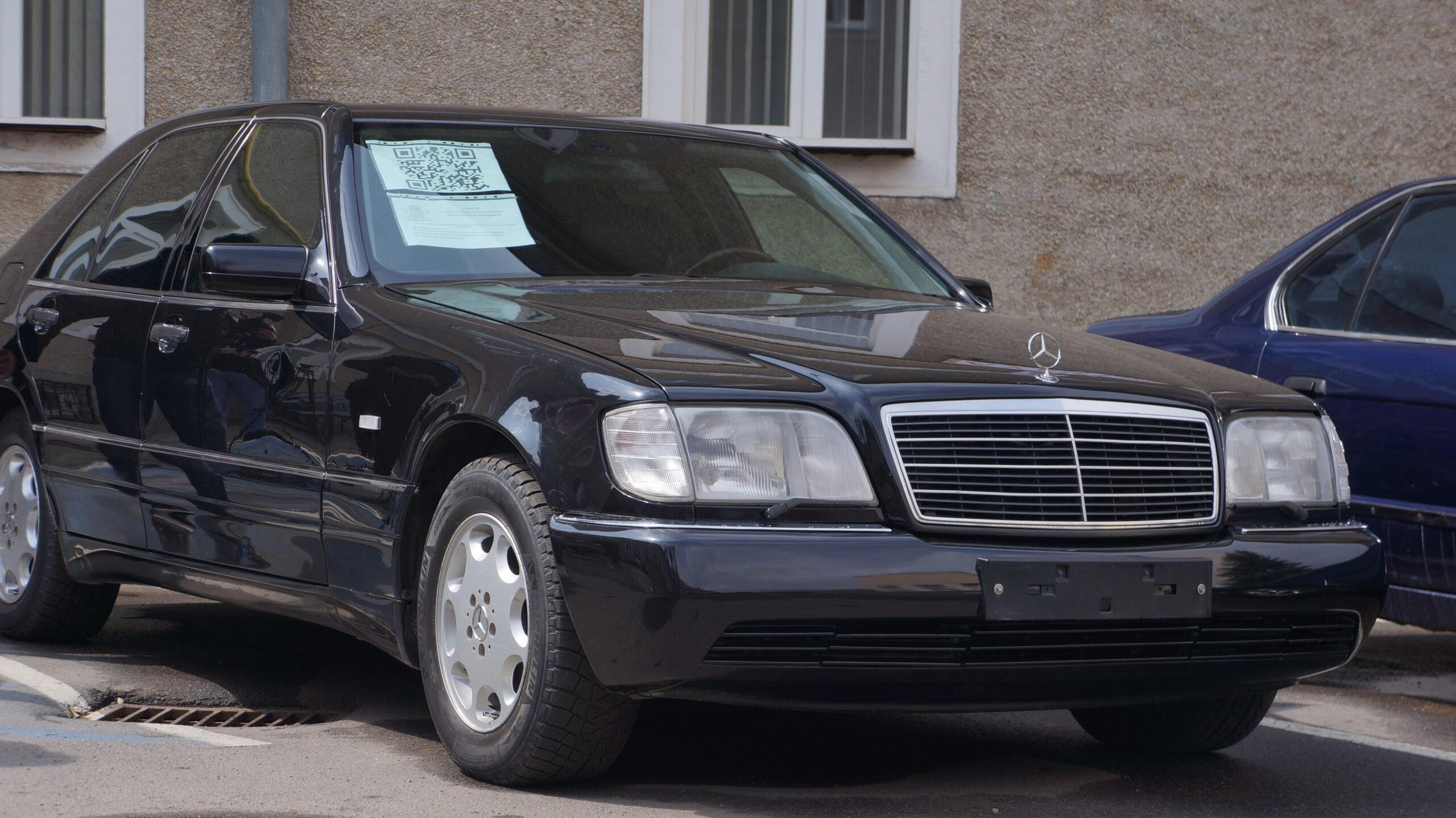 Міська рада проведе ще один аукціон: пустять з молотка найстаріші автівки