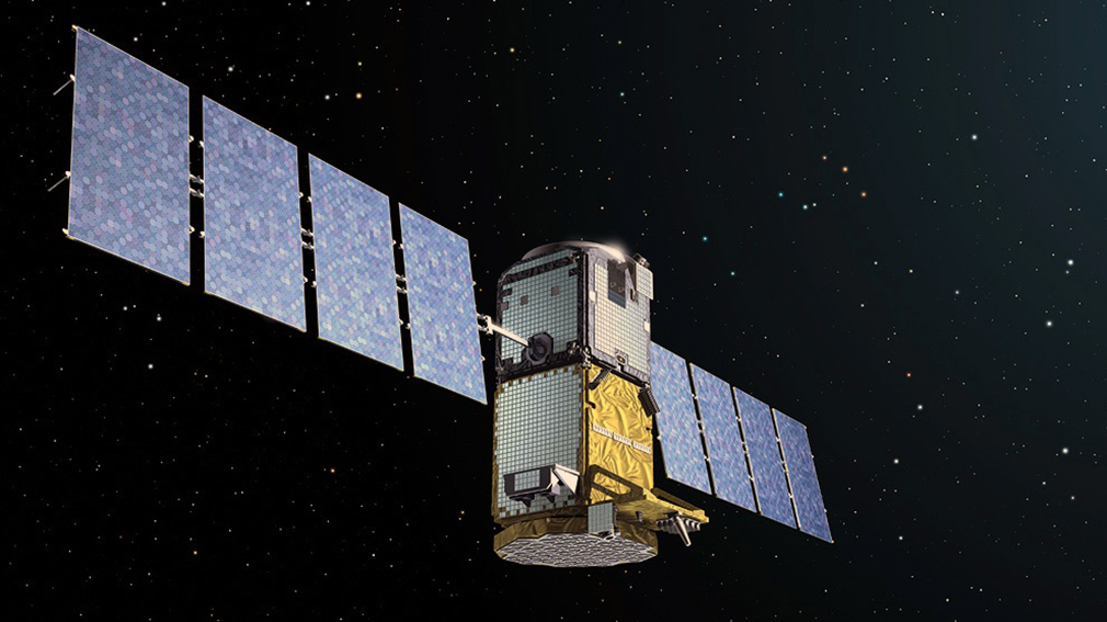 Росія втратила ще один військовий супутник, він згорів