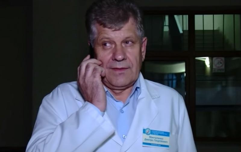 У Чернівцях на хабарі затримали гендиректора перинатального центру Дмитра Манчуленка