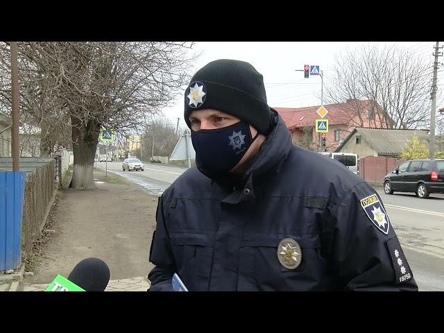Поліцейські перевірили чи пристебують паски безпеки чернівецькі водії та пасажири