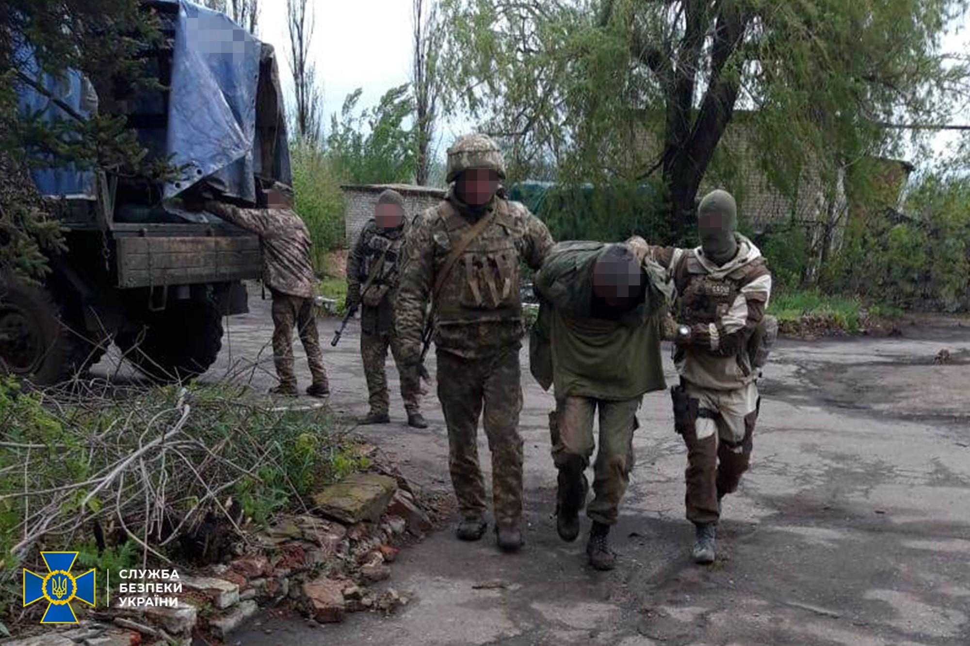 СБУ затримала розвідника «ДНР» поблизу лінії вогню на Донбасі