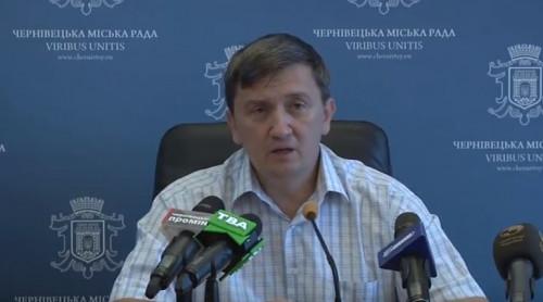 У Чернівецькій ОДА визначили переможця конкурсу на заміщення вакантної посади керівника юридичного управління