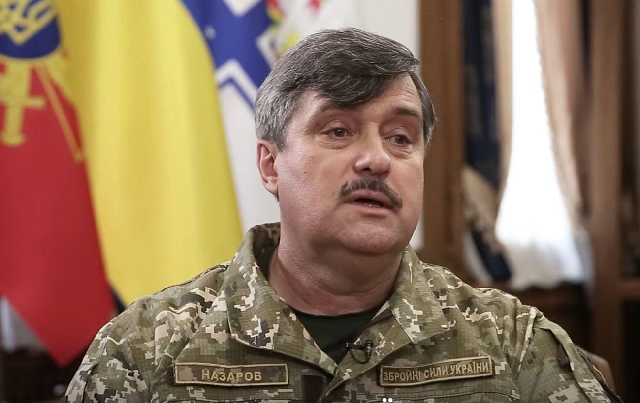 Верховний Суд виправдав генерала Назарова у справі про катастрофу Іл-76