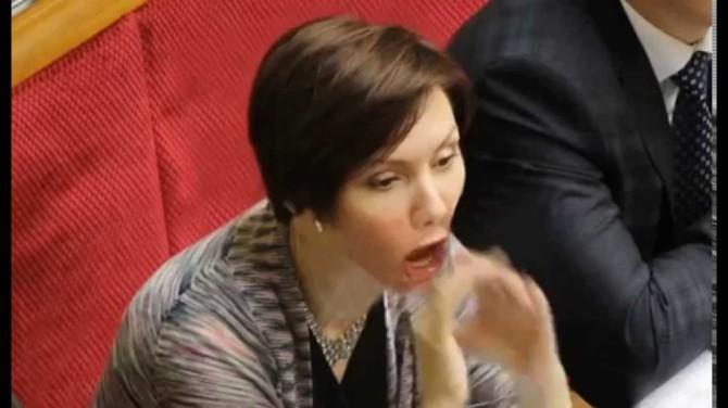 """Канал """"НАШ"""" оштрафували через заяви екснардепки Бондаренко про """"злочинні ЗСУ"""""""