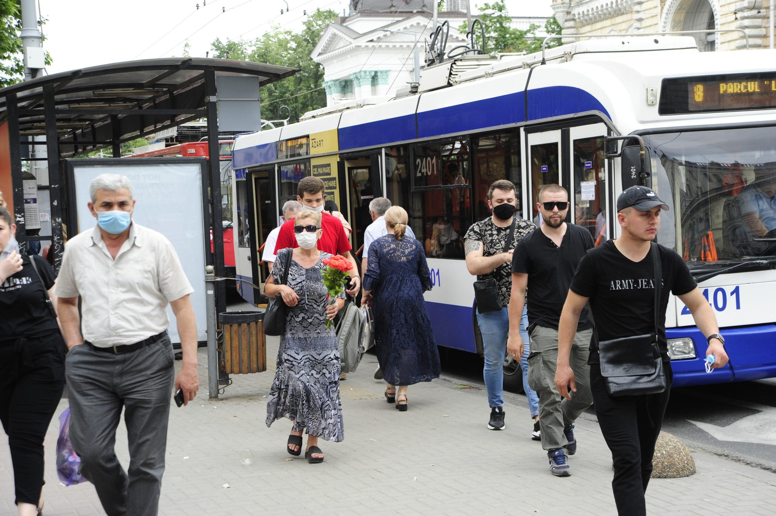 У Молдові через COVID-19 вводять режим надзвичайного стану