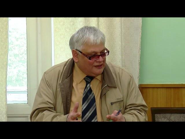 В ЧНУ ім. Ю. Федьковича представили монографії професора Михайла Юрія