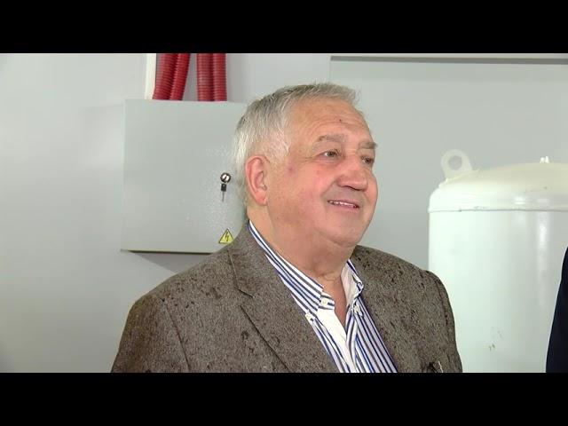 У Чернівецькій міській лікарні №1 відкрили кисневу станцію